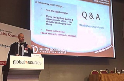 International Sourcing Conference China