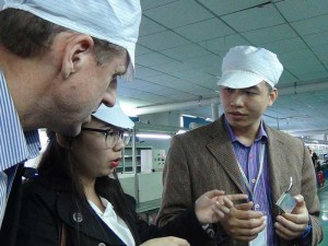China Factory Inspection And Testing