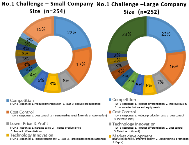Smaller Suppliers Challenges In China