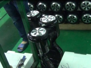 Test Failed Hoverboards From China