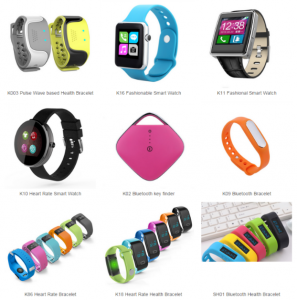 Importing Smart Watches From China
